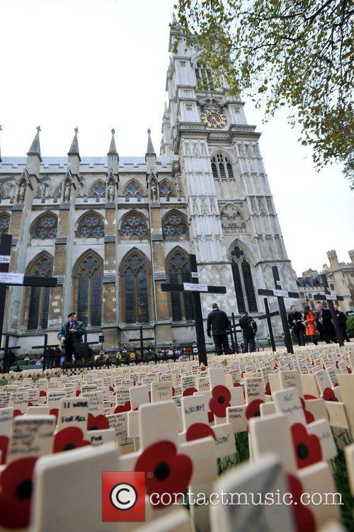 Veterans, Field, Remembrance and Westminster Abbey 12