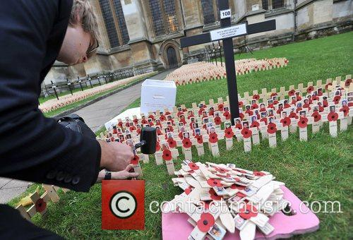 Veterans, Field, Remembrance and Westminster Abbey 4