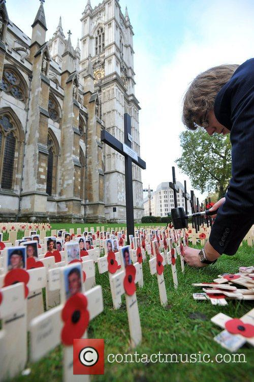Veterans, Field, Remembrance and Westminster Abbey 21