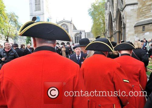 Veterans, Field, Remembrance and Westminster Abbey 24