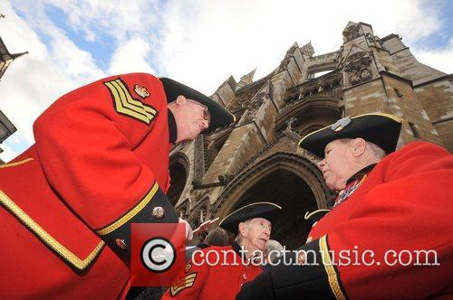 Veterans, Field, Remembrance and Westminster Abbey 28