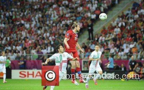 Match Action UEFA Euro 2012 - Portugal 1...