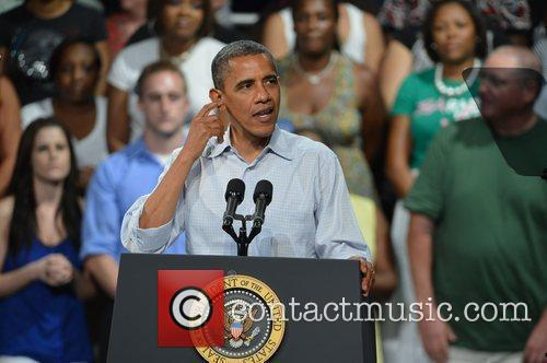Barack Obama and The Roots 6