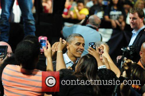 Barack Obama and The Roots 21