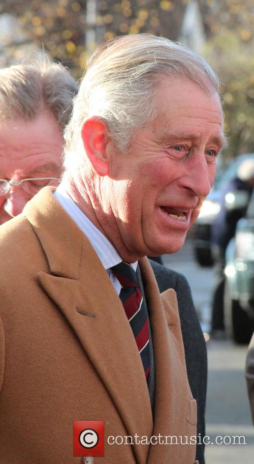 Prince Charles, Wales, Roe Parc and River Elwy 11