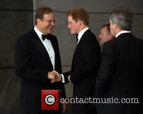prince harry arrives at the ritz carlton 3868043