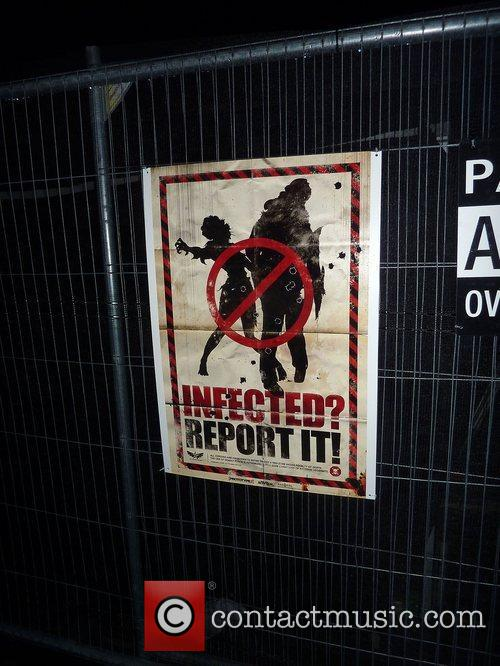 Prototype 2 Poster Activision's live advertisement to promote...