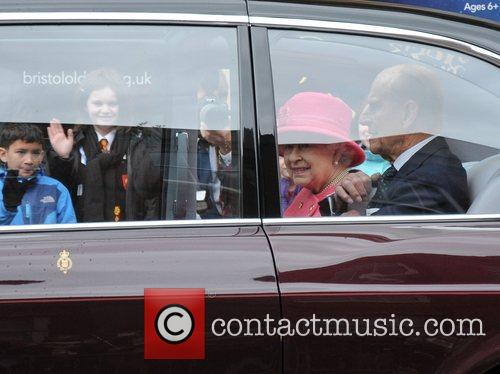 Continue their Diamond Jubilee tour of Great Britain