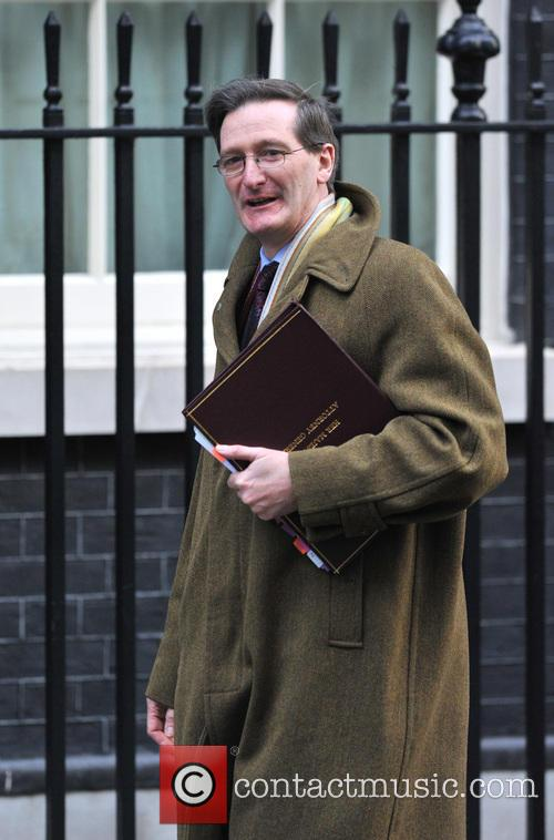 Dominic Grieve Members of Parliament arrive at 10...