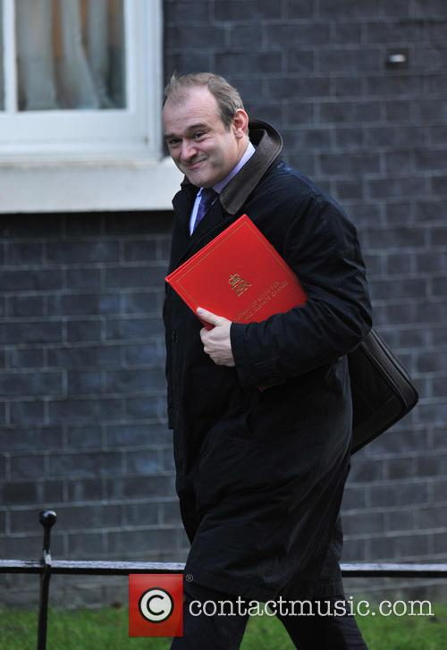 Ed Davey Members of Parliament arrive at 10...