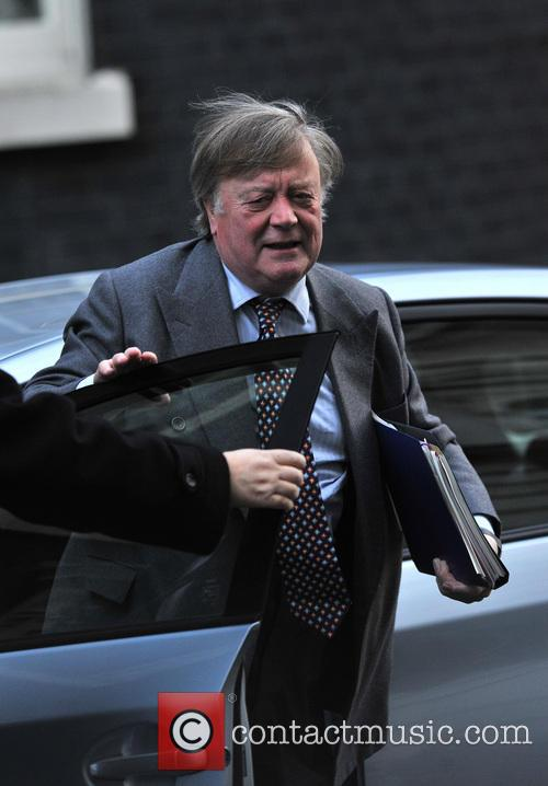 Kenneth Clarke Members of Parliament arrive at 10...