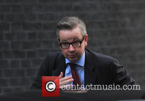Michael Gove Members of Parliament arrive at 10...