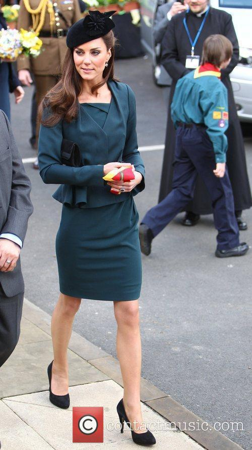 Duchess and Kate Middleton 3