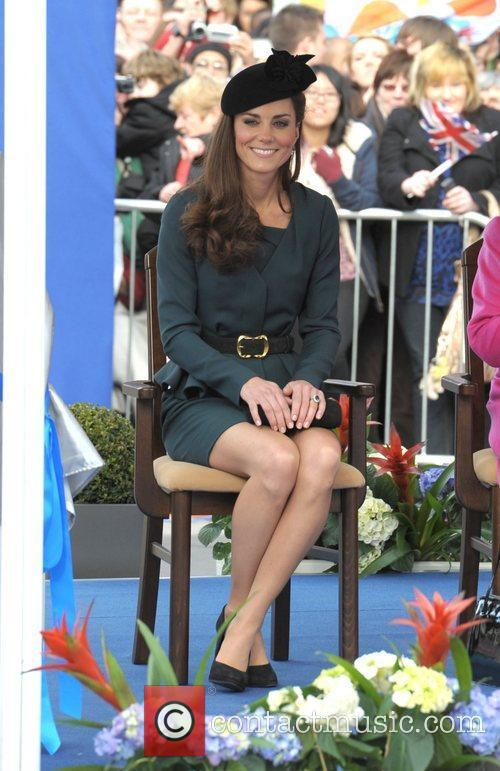 Duchess and Kate Middleton 1