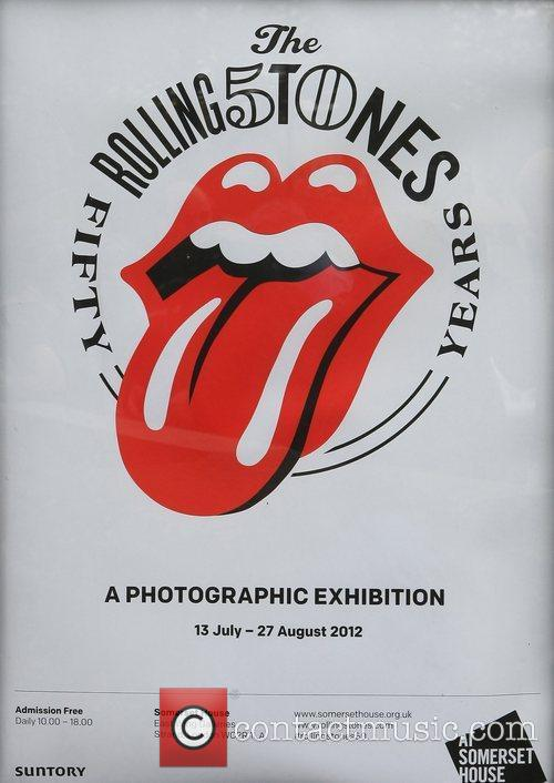 A poster advertising a new photographic exhibition at...