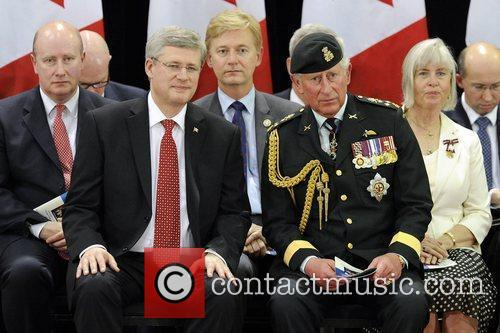 Stephen Harper and Prince Charles 4