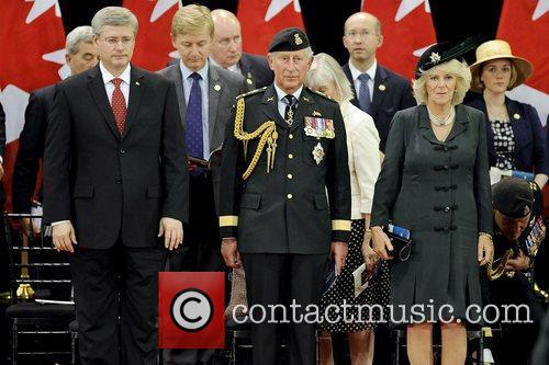 Stephen Harper and Prince Charles 10