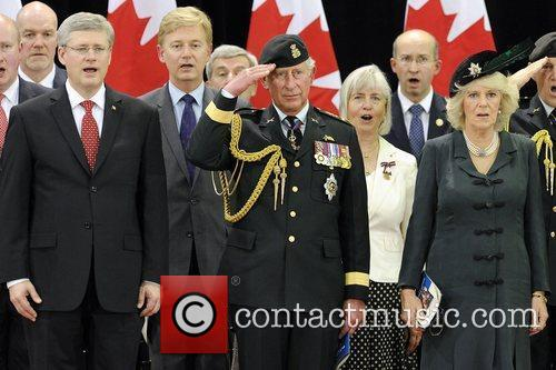 Stephen Harper and Prince Charles 1