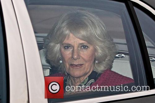 Camilla; Duchess of Cornwall; Prince Charles Members of...