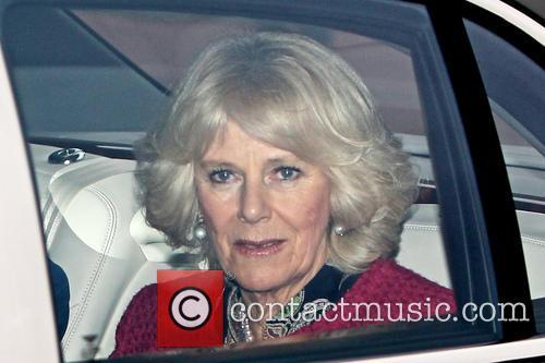 Camilla; Duchess of Cornwall; Prince Charles Members of...