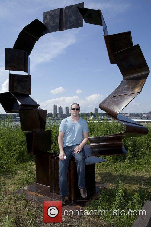 Michael Cloud Hirschfield Seven Monumental Sculptures are unveiled...