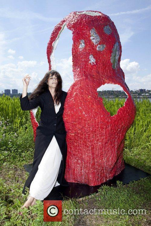 Olga Rudenko Seven Monumental Sculptures are unveiled by...