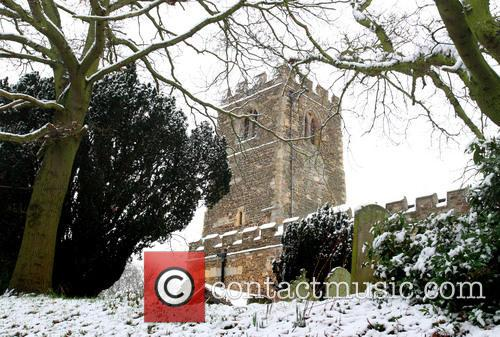 Atmosphere; St Leonards Church and churchyard; Old Warden...