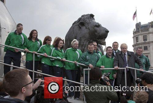 Boris Johnson and Trafalgar Square 3