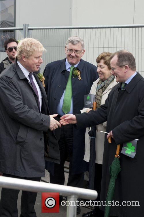 Boris Johnson and Trafalgar Square 6