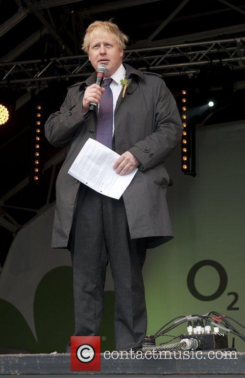 Boris Johnson and Trafalgar Square 7