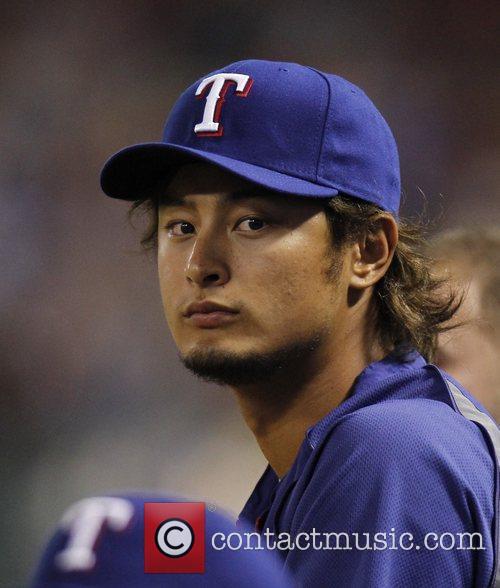 Yu Darvish Texas Rangers v Seattle Mariners at...