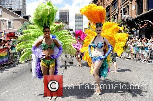 Atmposhere 32nd Annual Toronto Pride Parade  Toronto,...