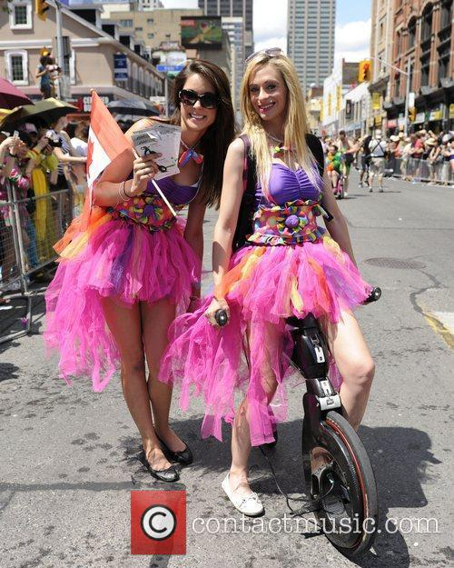 32nd Annual Toronto Pride Parade