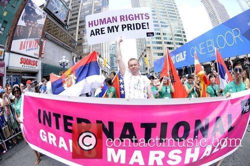 Goran Miletic, International Grand Marshal  32nd Annual...
