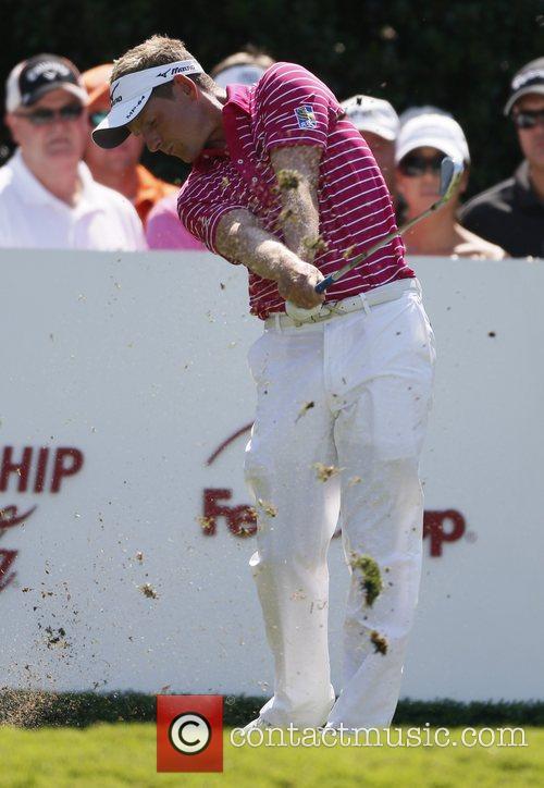 Luke Donald PGA TOUR Championship by Coca-Cola at...