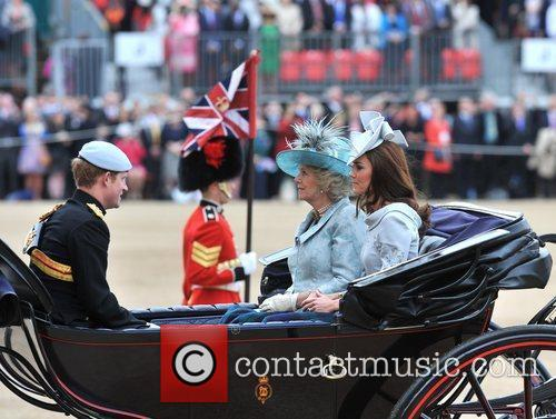 Kate Middleton and Prince Harry 5