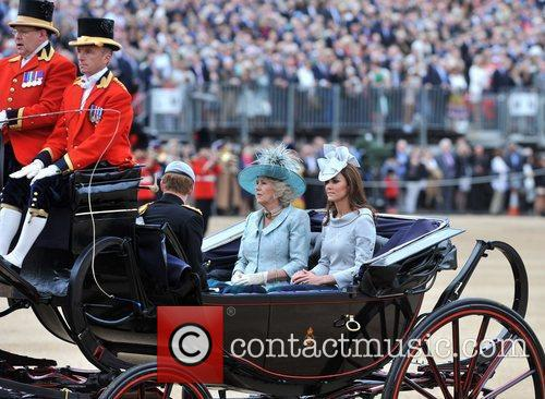 Kate Middleton and Prince Harry 7