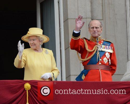 Queen Elizabeth II and Prince Philip 2