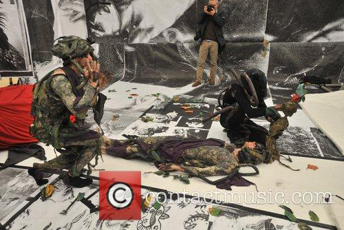 Spartacus Chetwynd, Turner Prize 2012