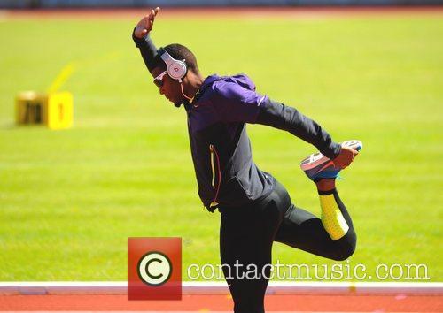 Tony McQuay  The USA Olympic Track and...