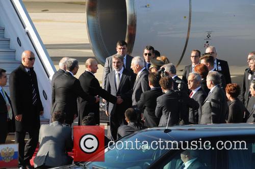 Russian President Vladimir Putin, Turkish Prime Minister Recep, Tayyip Erdogan and Istanbul 4