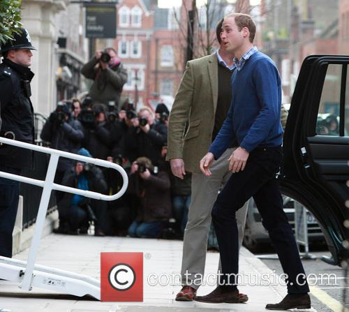 Prince William, The Duke, Cambridge, King Edward, Hospital, Kate Middleton, Duchess, Monday
