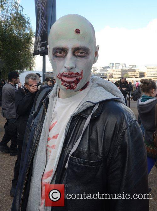 World Zombie Day London 2012