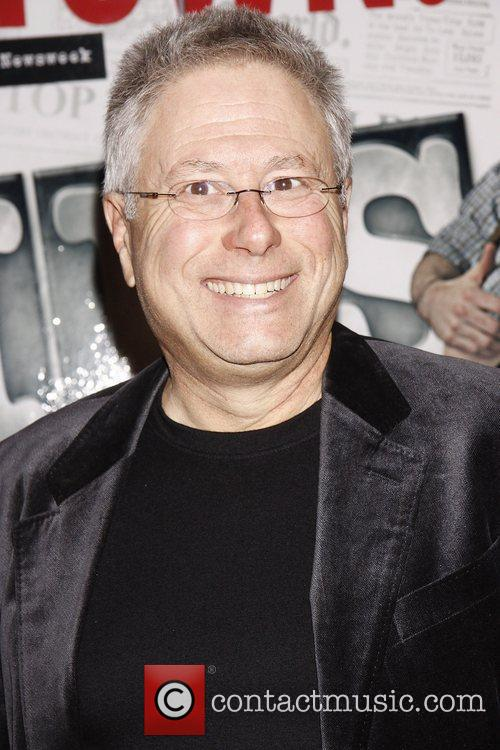 Alan Menken  Broadway opening night of the...