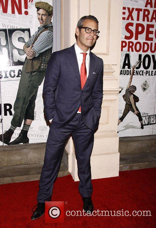 Broadway opening night of the Disney Theatrical Productions...