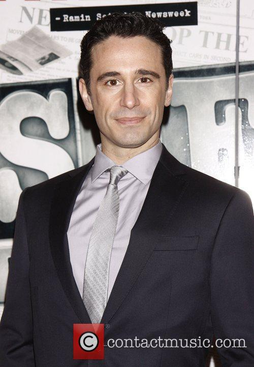 Christopher Gattelli  Broadway opening night of the...