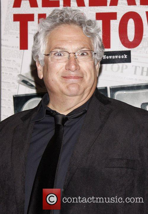 Harvey Fierstein  Broadway opening night of the...