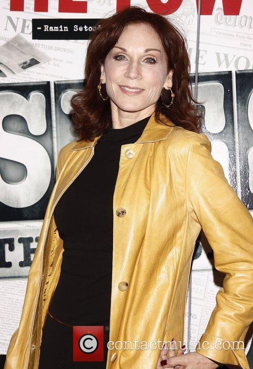 Marilu Henner  Broadway opening night of the...