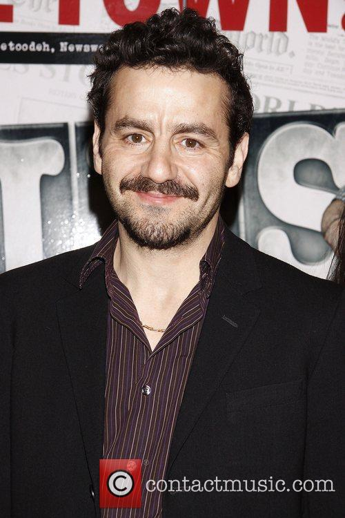 Max Casella  Broadway opening night of the...