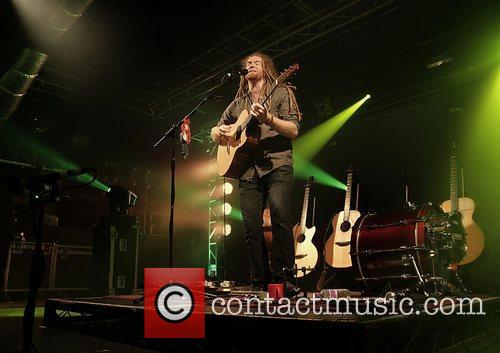 Newton Faulkner, Liverpool and Academy 15